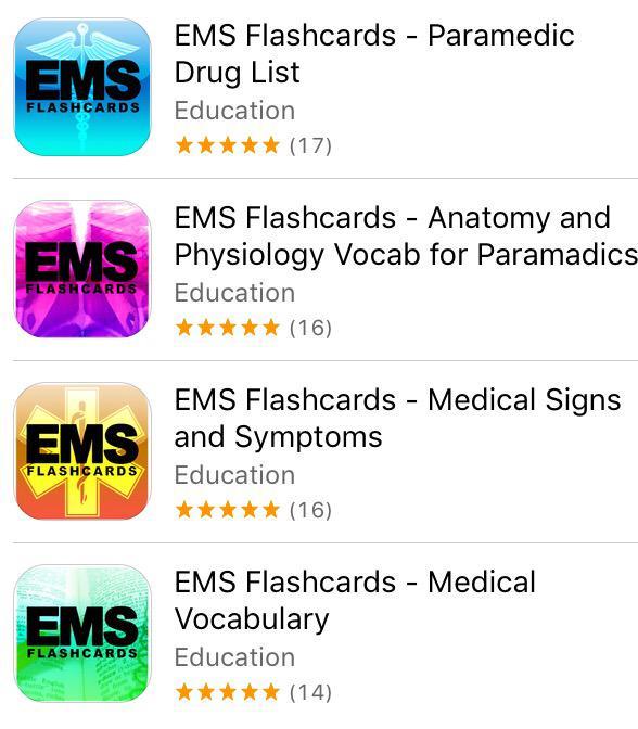 EMS-FlashCards (@TadehTahmasian) | Twitter