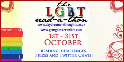 The #LGBTReadMonth STARTS TODAY!!! Pick your book and get going! :D http://t.co/lGKMfWw6dD