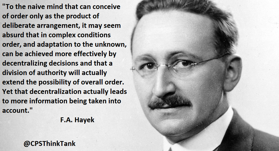 friedrich hayek s the fatal conceit a The fatal conceit's wiki: the fatal conceit: the errors of socialism (1988) is a non-fiction book written by the economist and political philosopher friedrich hayek and edited by william warren bartley.