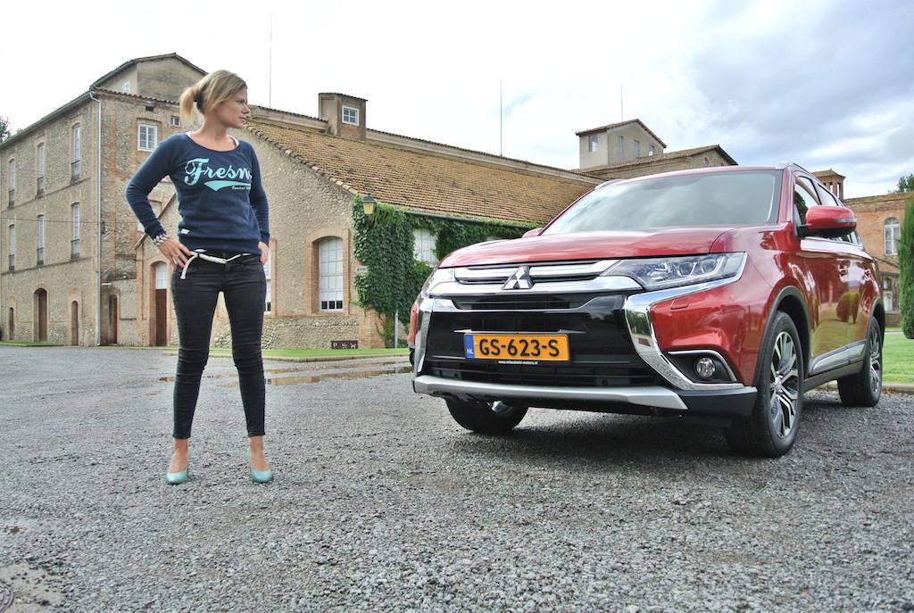 Mitsubishi Outlander PHEV, vettura ibrida plug-in, la più diffusa in Europa.