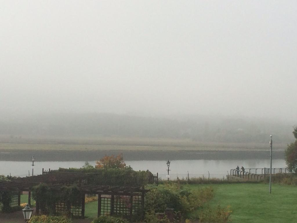 Gorgeous misty view from my window #TCUK15 #tcuk2015 http://t.co/0TxIA324z7