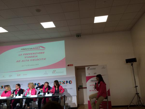 .@ElenaSofiaOf aiuterà a diffondere temi sulla #prevenzione donne #scelgolaprevenzione @DonnaModerna @Starbene http://t.co/uL6YP8d7vf