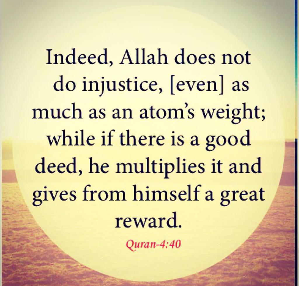 """Injustice Quotes: OurAimjannah On Twitter: """"#injustice #justice #Allahisjust"""