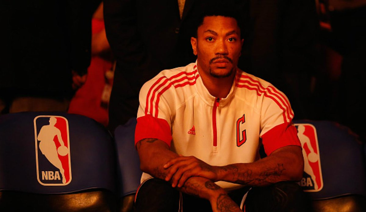 All not is derrick rose part asian think