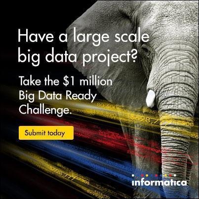 Informatica Big Data Challenge