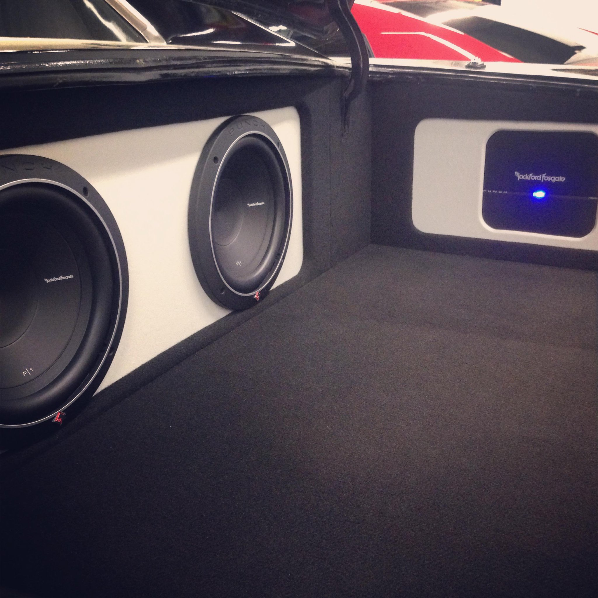 Code Zero Customs On Twitter Rockfordfosgate Trunk In The Gto P1 10 S Powered By A P500x1 P1 Components And Coaxials Up Front With P400x4 Http T Co K8lwci3smg