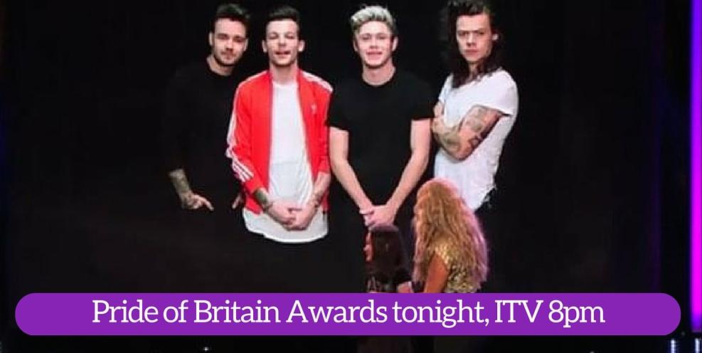 .@Harry_Styles @NiallOfficial @Louis_Tomlinson @Real_Liam_Payne do tongue twister for young #PrideOfBritain winner http://t.co/HENDSZ7z6B