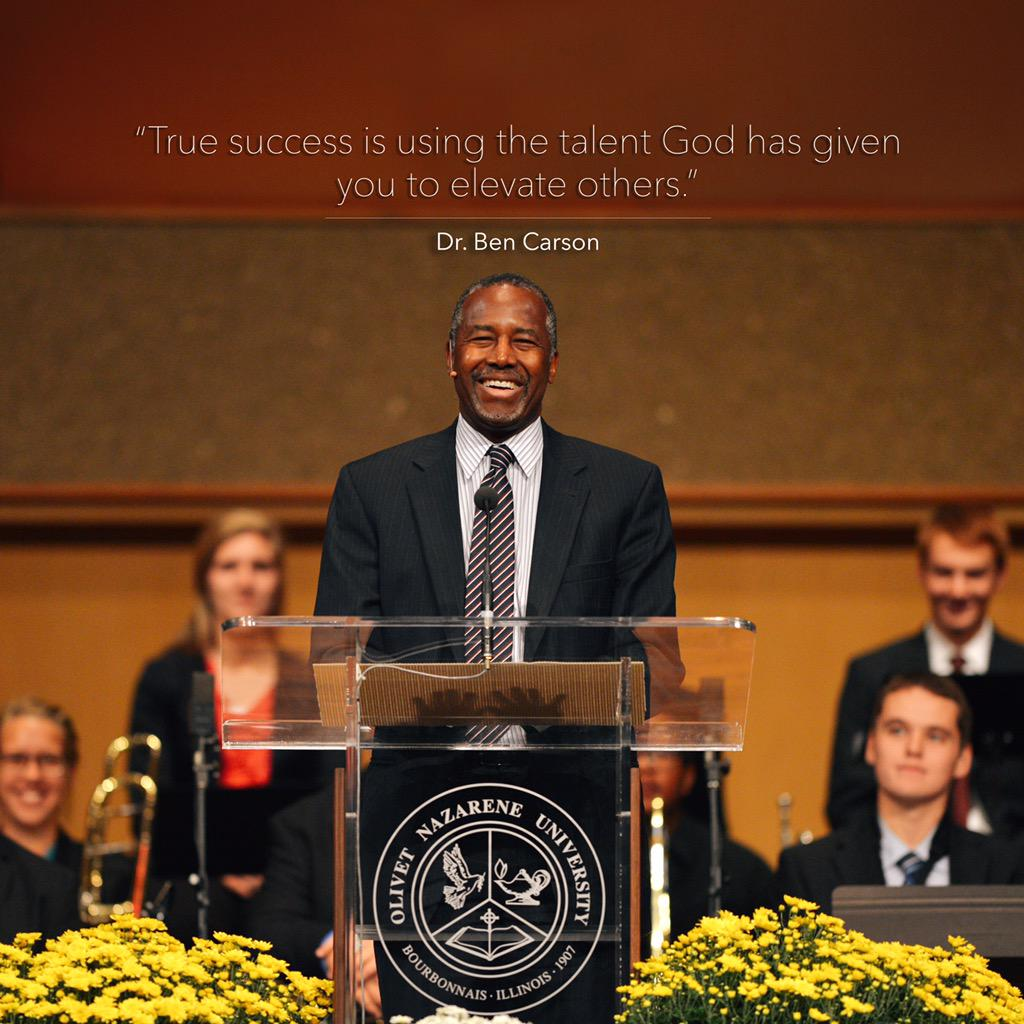 Thanks, @RealBenCarson for sharing your testimony in #ONUchapel! Hope to see you soon. #drcarson #healinspirerevive http://t.co/nHdgu8q5yP