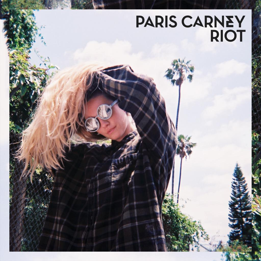 """You guyz! My song """" Riot"""" just premiered on @KickKickSnare"""