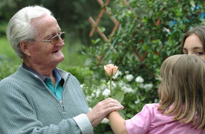 Festa dei nonni, oggi 2 ottobre.