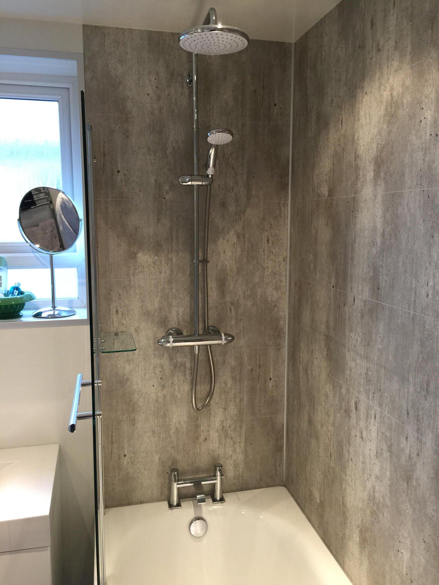 "norwave bathrooms on twitter ""respatex cracked cement"
