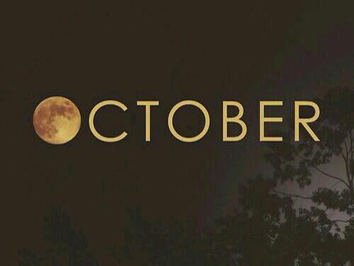 Halloween Pictures On Twitter Hello October Please Surprise Me
