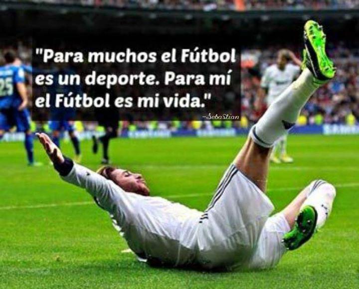 Futbol On Twitter Para Muchos El Futbol Es Un Deporte Para Mi El