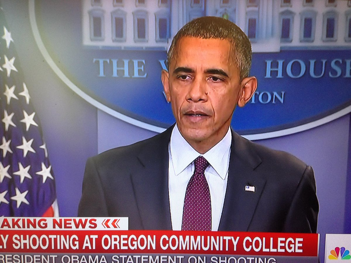 "Obama: ""Our thoughts and prayers are not enough"" to prevent mass shootings http://t.co/H8XI2YmzJF http://t.co/SKJxE0qfsV"