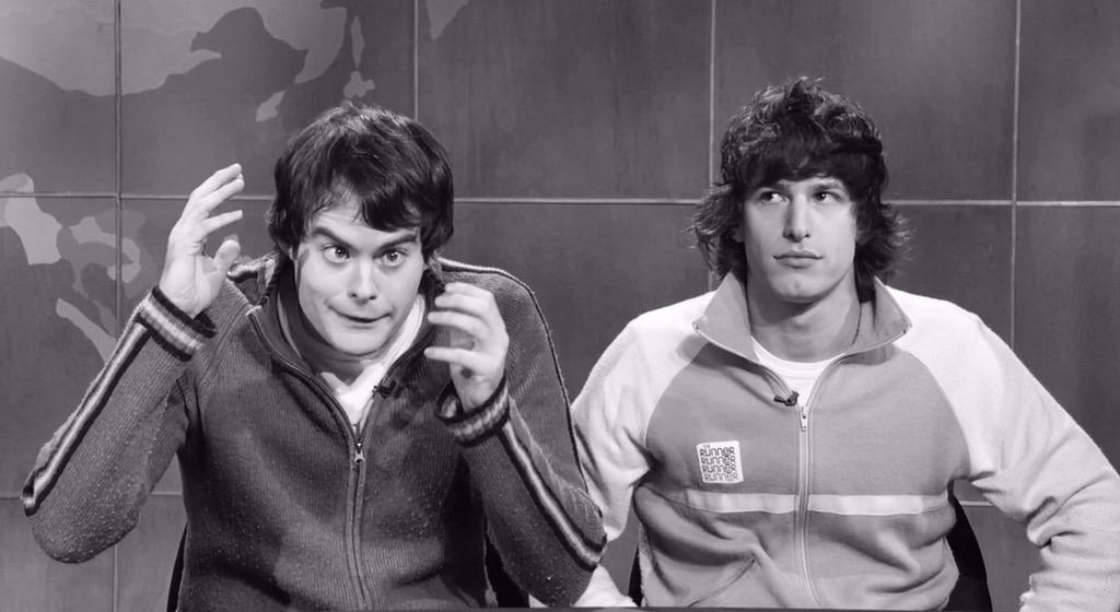 Our first episode of SNL was exactly 10 years ago today. Oct 1st 2005. #tbt https://t.co/d66djfLQj6