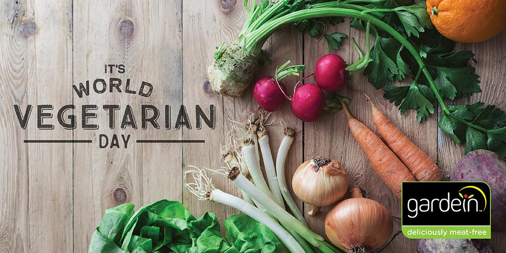 Fun fact: The first Vegetarian Society was formed in England in the mid 1800's. #WorldVegetarianDay https://t.co/7XrVfhzPnT
