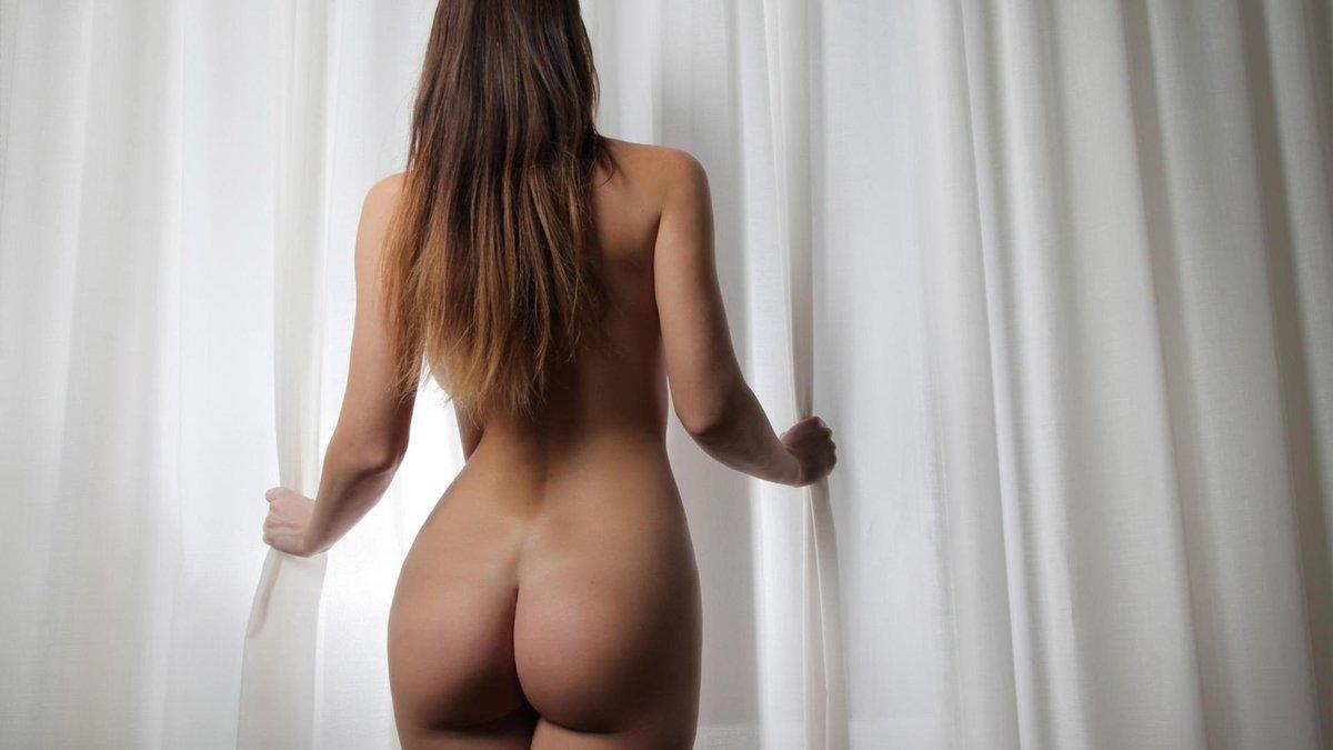Голые молодые девушки вид со спины — pic 12