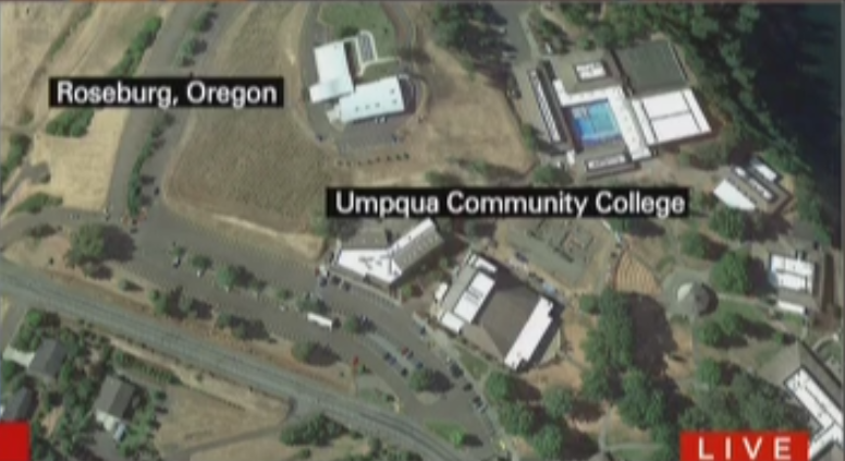 Suspect in custody following shooting at Oregon's Umpqua Community College, official says. https://t.co/k2gnvMc29u https://t.co/C10SuOTILw