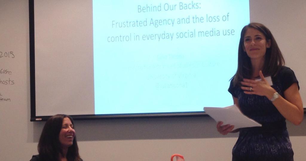 Up next at Howard University's #smtcw2015 conference on social media, @JuliaTicona1 and @ftripodi https://t.co/GmjcfwfdSC