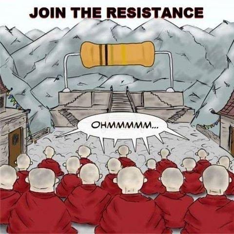 Maybe my religion ;)   #electronic #hack #mod #resistance #ohm #ohmmmmmmmmmmmmmm https://t.co/i5MBKjZm3B