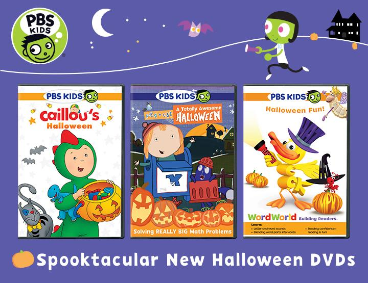 Pbs Kids Halloween Dvd.Pbs Kids On Twitter It S October We Re Getting In The Halloween