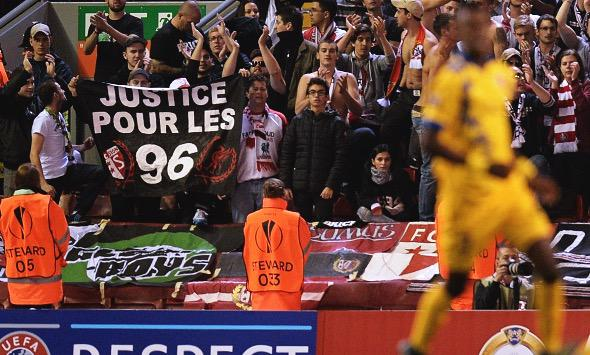 Thank you, @FCSion supporters #JFT96 https://t.co/spFAClYSfs