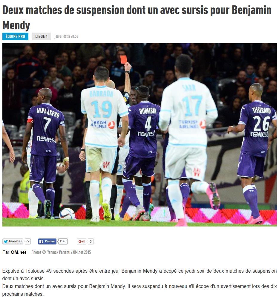 [Benjamin Mendy] Le latéral le plus prometteur de France - Page 4 CQQuh8MWgAAEKPI