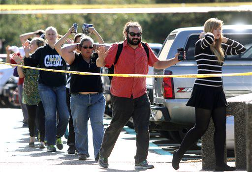 Toby Reynolds aka Egg Man is NOT the Oregon shooter