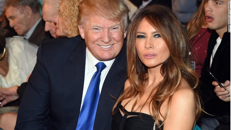 Si chiama Melania Trump ed e' la moglie del multimilionario Donald Trump.