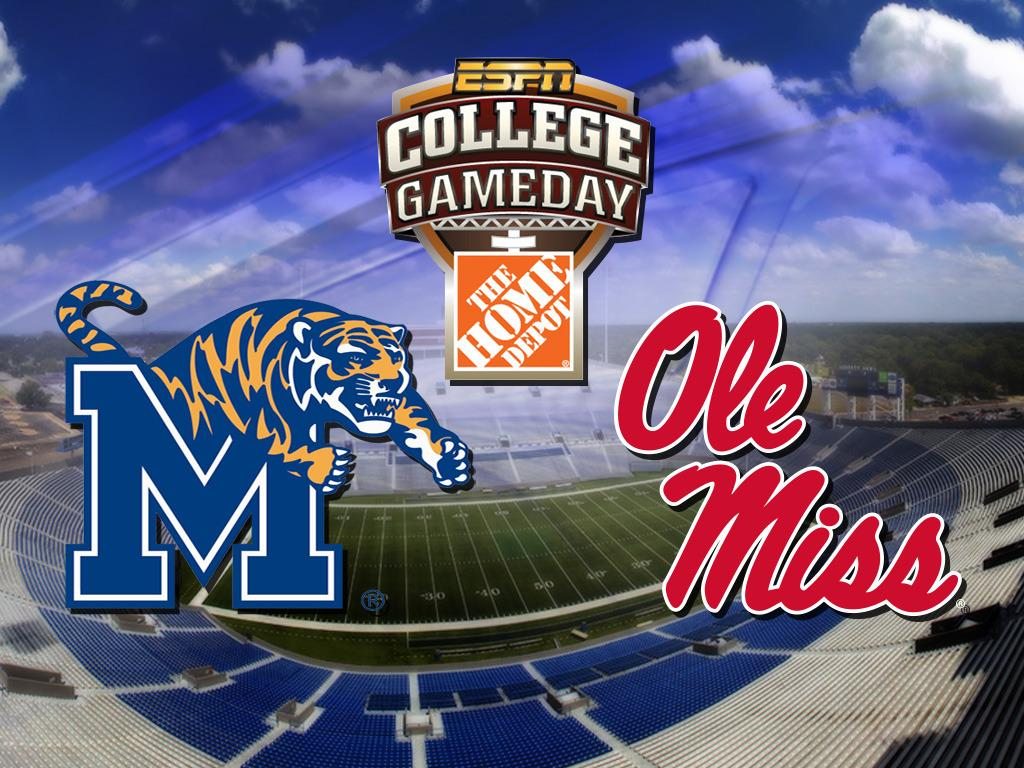 RT THIS if you want to see College Gameday in Memphis!  http://t.co/kK94ShH7Yj
