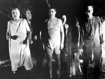 "#DailyTrivia: The zombie generation was born with the premiere of ""Night of the Living Dead"" on this day in 1968. http://t.co/V96wIs7QKi"