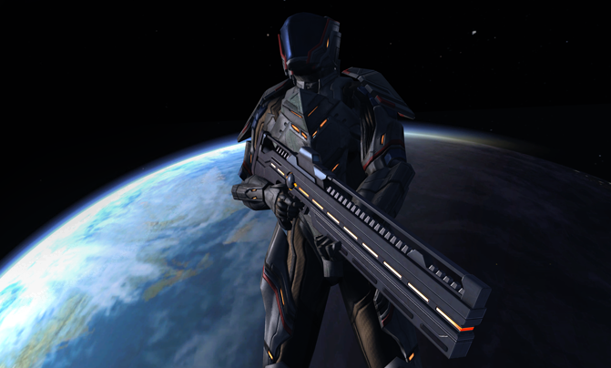 [WIP] Armure Terran Task Force echelles 1/6 et 1/4 CQRUFnGUwAAGADB