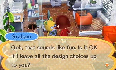 Animal Crossing: Happy Home Designer Diaries 8: Revisit Your Clients on
