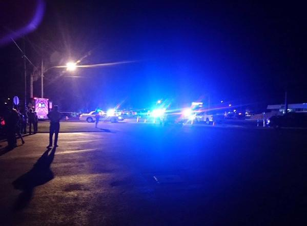 3 KILLED IN SHOOTING OUTSIDE CITY HALL IN INGLIS, FLORIDA…