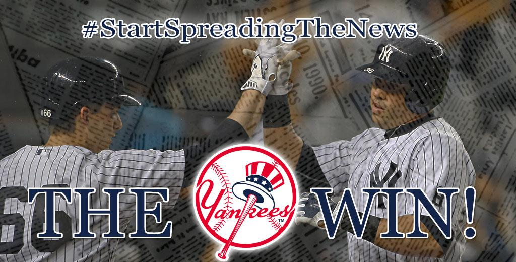 #Postseason bound! #StartSpreadingTheNews
