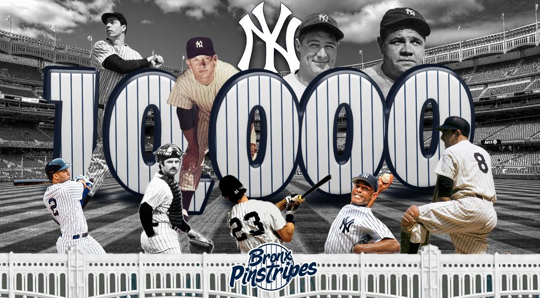 The #Yankees​ WIN to CLINCH playoff birth AND Win the 10,000th Game in Franchise History!!!! LETS.GO.YANKEES!! http://t.co/KEMtdtFQt2