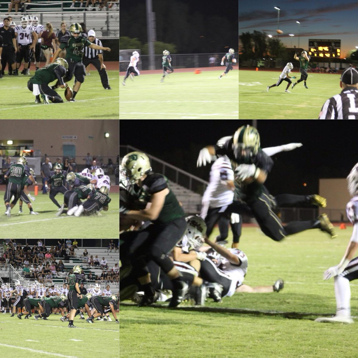 #TBT to @SkylineHS_FB firing on all cylinders to remain the only  #undefeated @mpsaz school! #football #homecoming http://t.co/AibKckMd3M