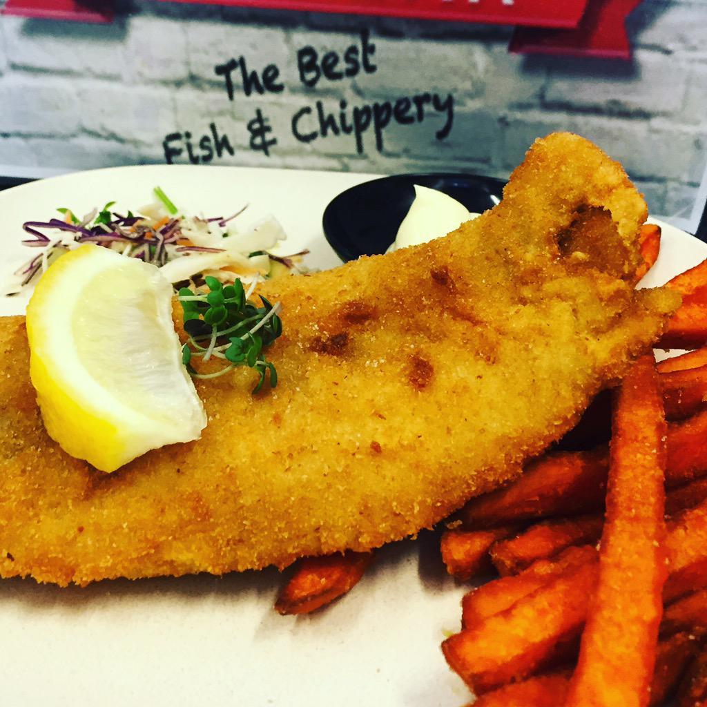 Hook up fish and chips robina
