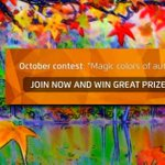 Image for the Tweet beginning: Welcome to Sumo October contest!