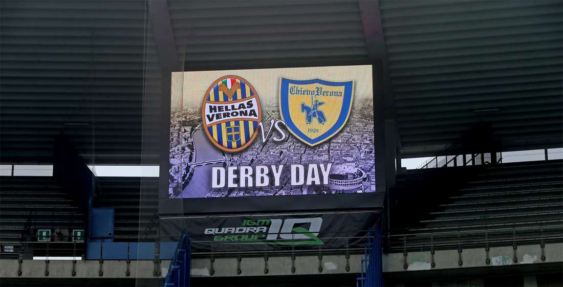 Rojadirecta Chievo-Verona Derby Streaming Live Web