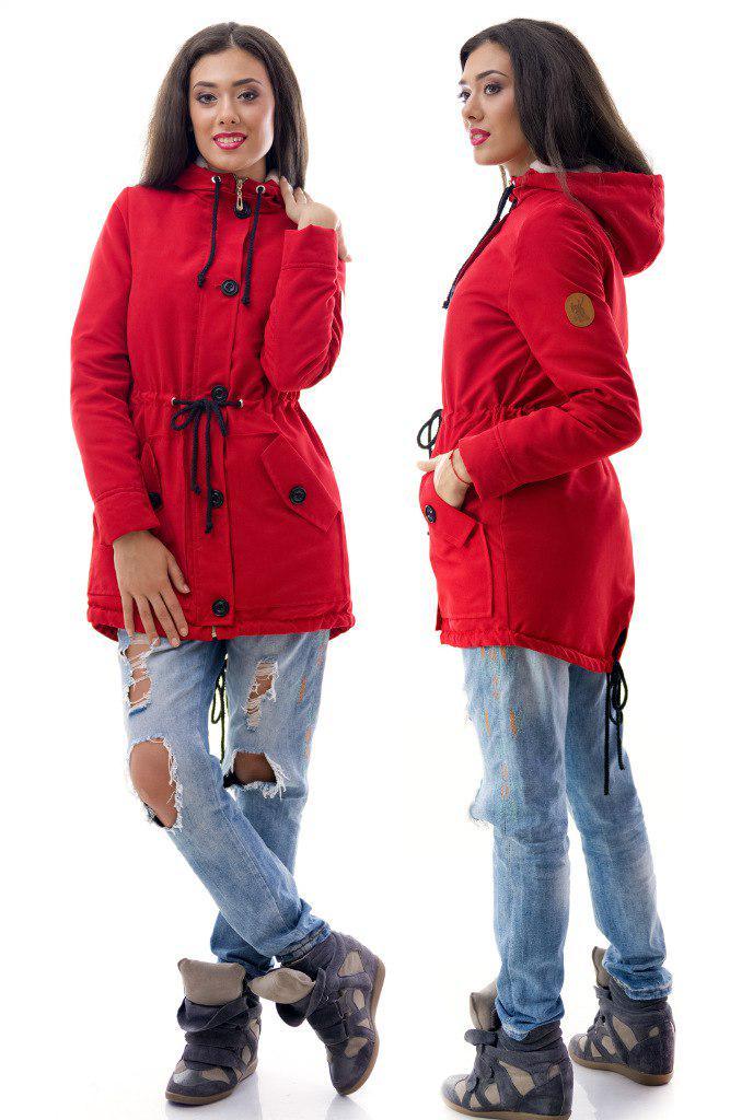 куртка парка женская зимняя с мехом где выбрать в спб