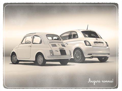Divertente mostra fotografica sulla piccola Fiat 500 con Barbara Oggero