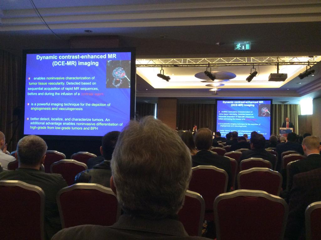 #CEM15 MRI is the future way to diagnosis of CaP?@Uroweb http://t.co/iUiWnW8X8w