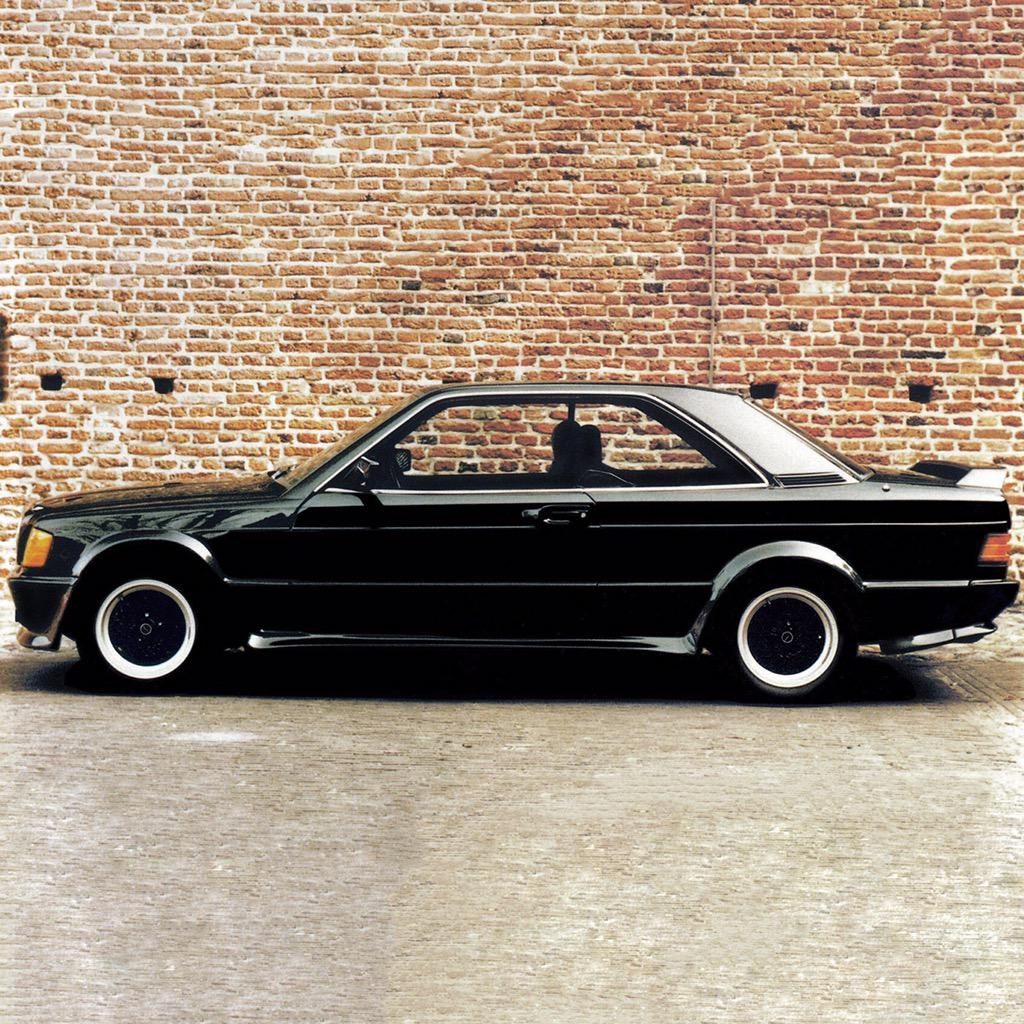 Wagenhub On Twitter Schulz Tuning Mercedes Benz 190 E Coupe