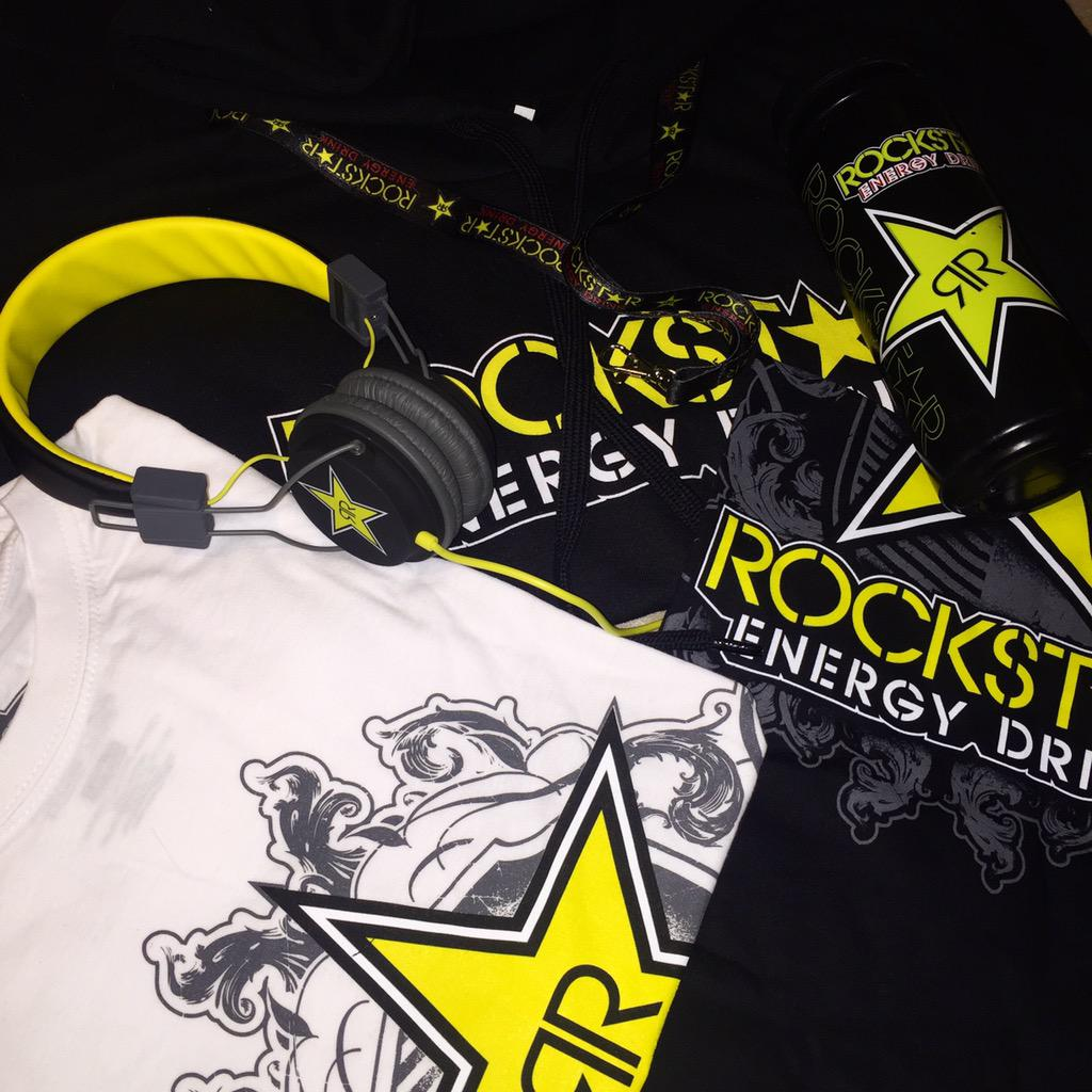 #WIN! To celebrate TOC's @FIAWorldRX @RXLites debut, we're giving away @Rockstar_Energy goodies. Simply RT to enter! http://t.co/ImS4UI5A5k