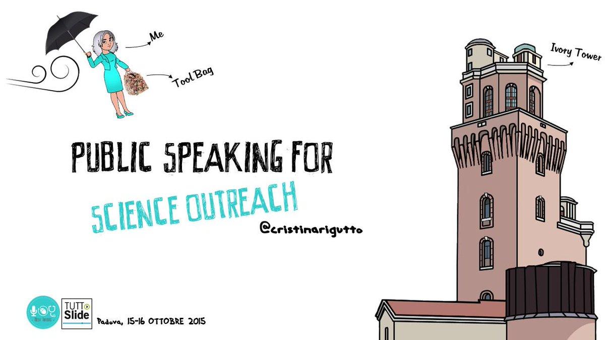 #PublicSpeaking per #ricercatori . In ottobre in diretta streaming da #Padova http://t.co/jx54ogBQH2 #scipar http://t.co/Bz4lwVBT5W