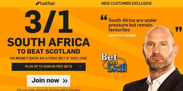 Betfair Sportsbook Bonus