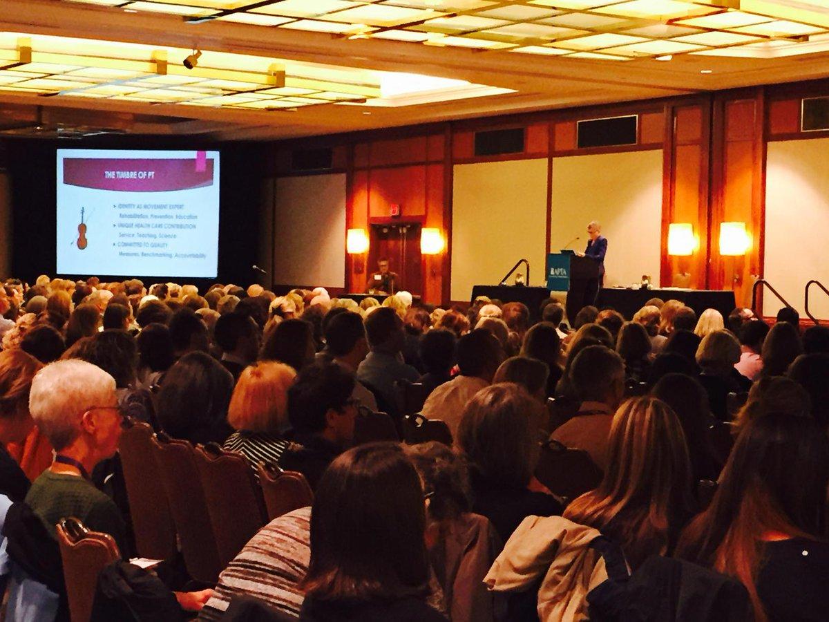 Susie Deusinger has the House packed. The audience is riveted. #APTAELC http://t.co/ziu7xuJyAJ