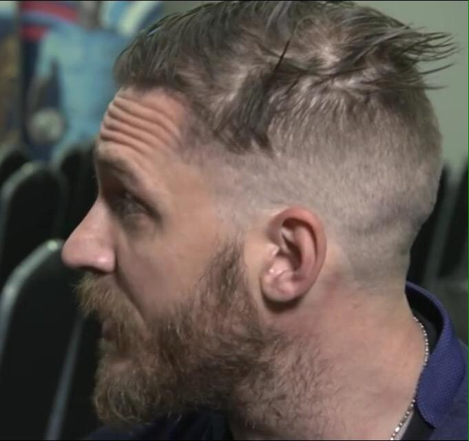 Tom Hardy Peaky Blinders Haircut Pictures to Pin on ...