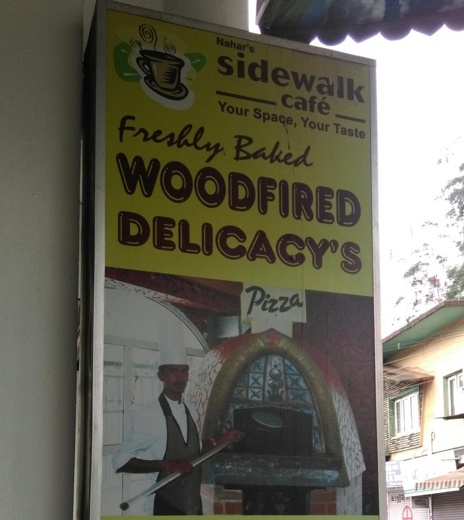 Lunch in the afternoon was had at.... Yum it was. #Ooty http://t.co/oseRIGg8jb